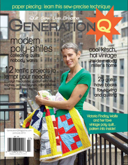 GenQ Magazine Subsription