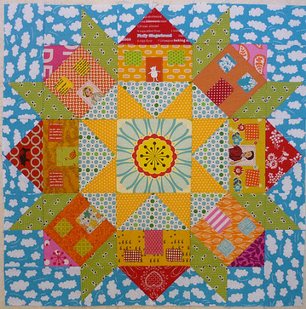 Quilt Block Patterns Of Houses : Tutorial: Swoon houses quilt block Quilting