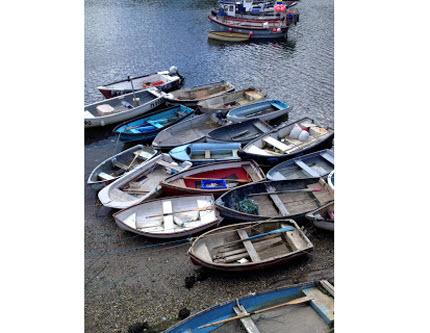 boats pattern spotting