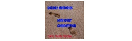 holiday memories mini quilt contest