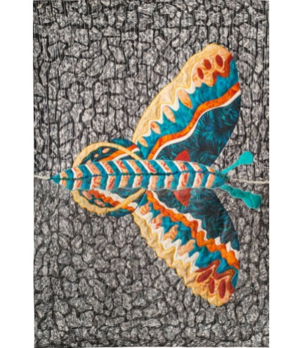 mosaic art quilt