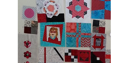 Pat Sloan Birthday Quilt Blocks