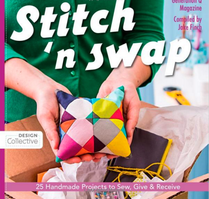 Stitch n Swap Book Giveaway