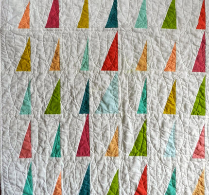Set Sails Quilt Tutorial Molly Flanders