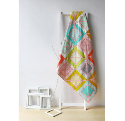 Outside the Box quilt kit