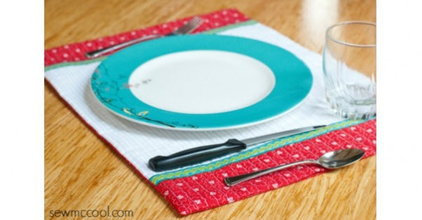 SewMcCool Placemats Tutorial