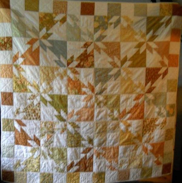 10 Hst Quilt Blocks Quilting