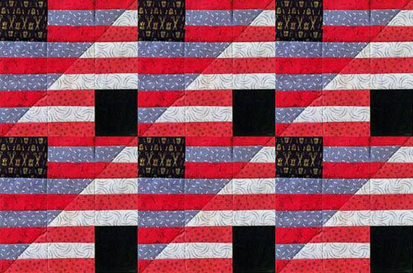 BHG Memorial Day quilt