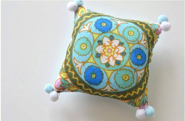 How to Jumbo Pillow Tea Rose Home