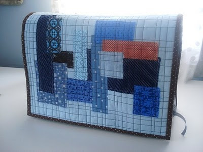 Patchwork Sewing Machine Cover