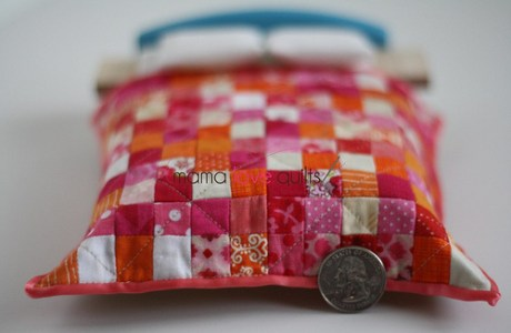 Tiniest Quilt Ever!