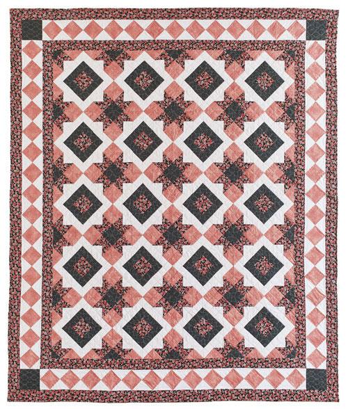 Parisian Quilt Pattern