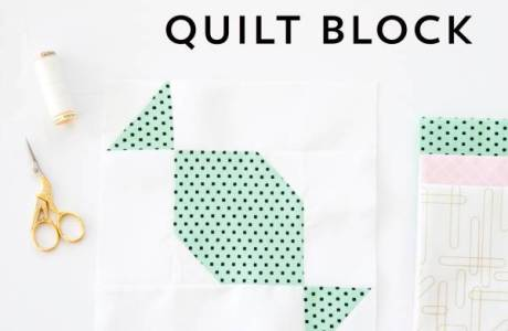 Sweet Treats Quilting Block