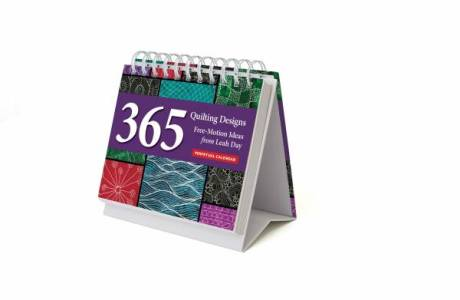 Book Review and Giveaway – Quilting Designs Perpetual Calendar
