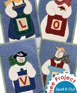 Snowman LOVE Project