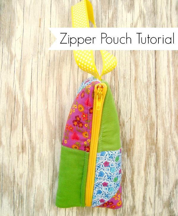 Orphan Block – Zippered Pouch