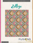 Quilt Pattern - Zellige Quilt by AGF Studio