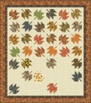 Autumn Leaves Free Quilt Pattern