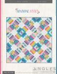 Quilt Pattern - Sunshine Kisses by Katie Skoog