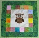 Owl Quilt Block Tutorial - Free Pattern