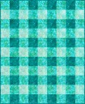 Easy Plaid Quilt - Free Pattern