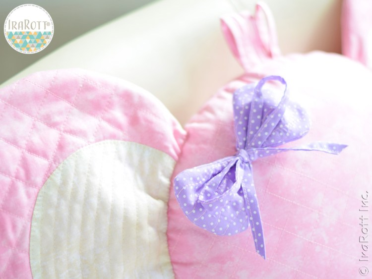 Josefina Elephant Pillow Quilting Pattern By IraRott