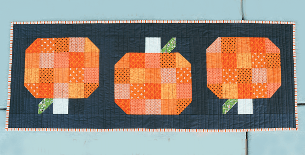 Quilt As You Go Table Runner Patterns Free