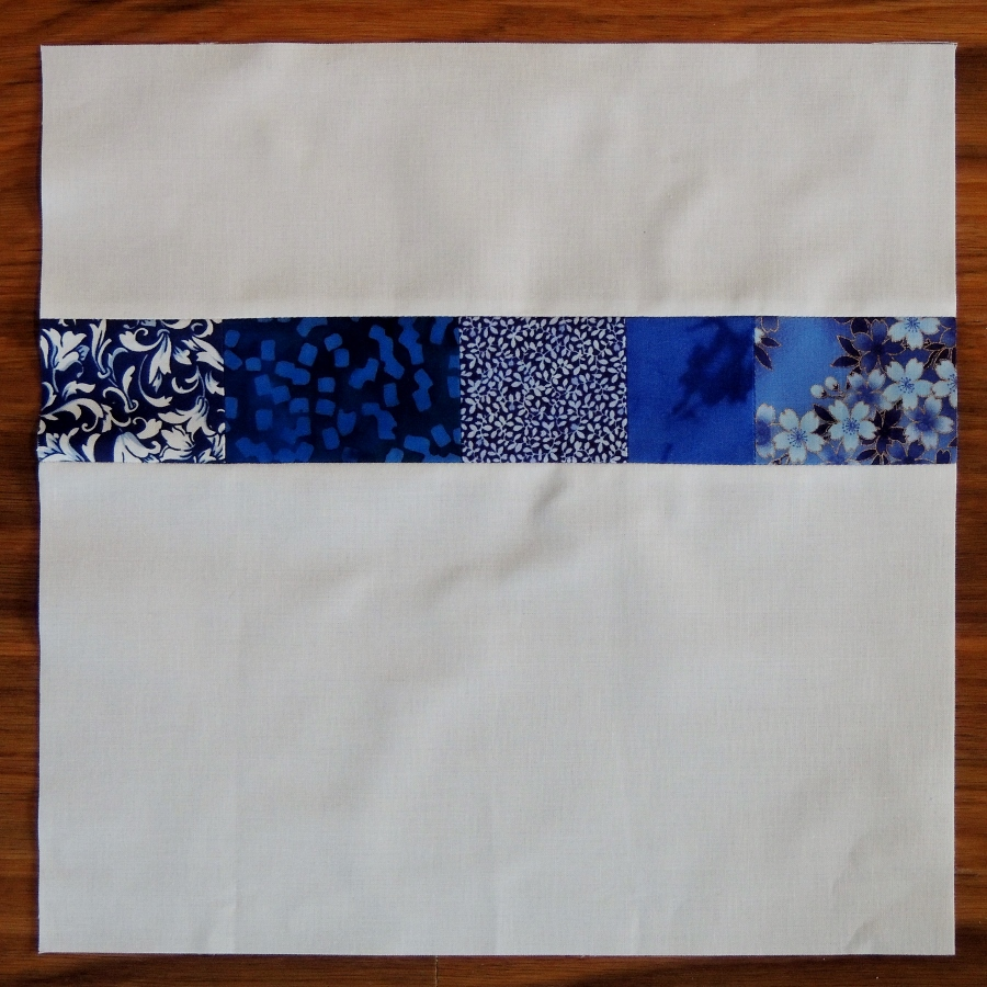 Blue Spring Rain - Block