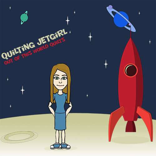 Quilting Jetgirl