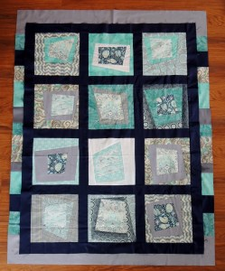 Under the Sea - Quilt Top
