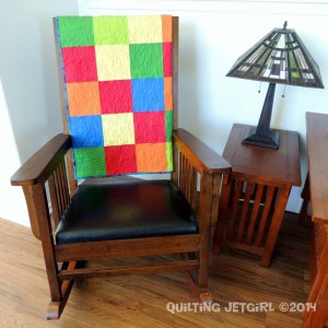 Dragon Quilt - Primary Color Blocks