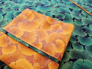 Ginkgo Leaf Pillowcases