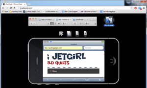 iphone4 Quilting Jetgirl