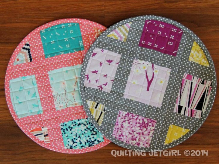 Round Placemats