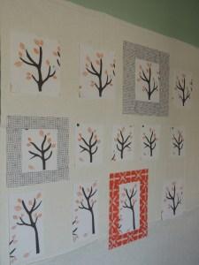 Tree Blocks - Adding Borders