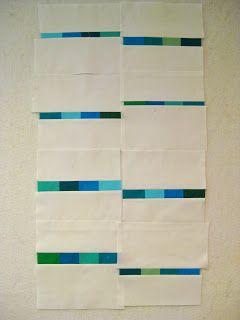 Inspiration: Modern Quilt Relish Quilt Blocks (found on Pinterest)