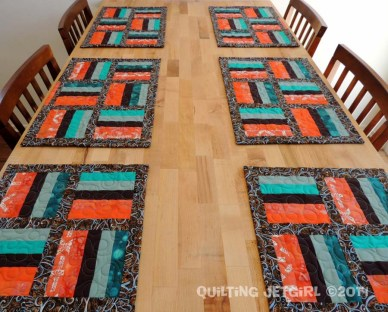 Product: Quilted Placemats