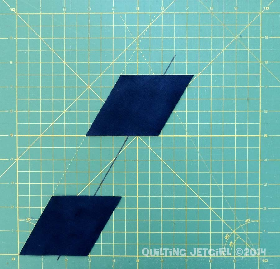 Cutting Parallelograms: Step 2