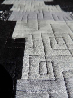Fiestaware Placemats - Black/Gray Detail
