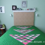 Three Flocks - Completed Quilt
