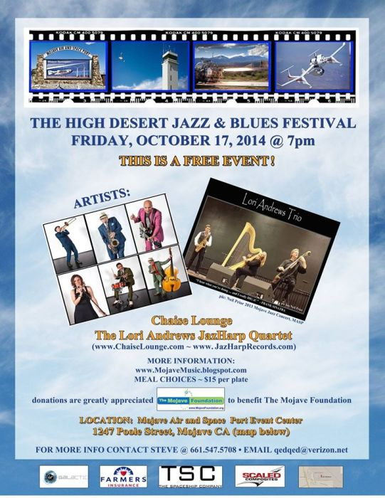 High Desert Jazz and Blues Festival