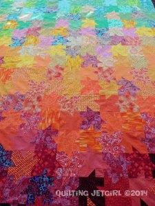 Tessellated Leaves