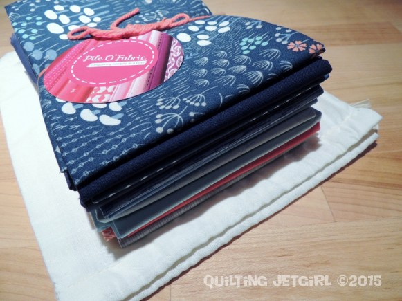 Fat Quarter Bundle from Pile O'Fabric