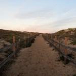 Marina Dunes Preserve in pre-dawn glow 12/28/2014