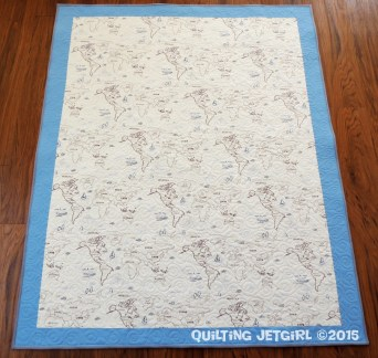 Baby Sheet Quilt (2)