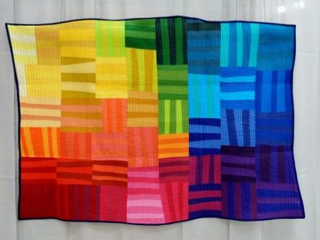 Rainbow Remix by Rebecca Bryan in Improvisation