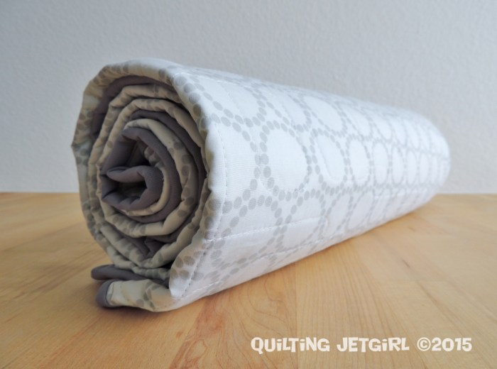Fitted Crib Sheet Quilt