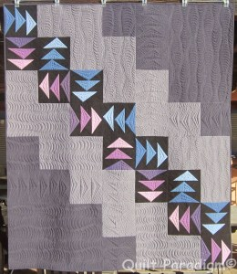 Off Course by Judy @Quilt Paradigm