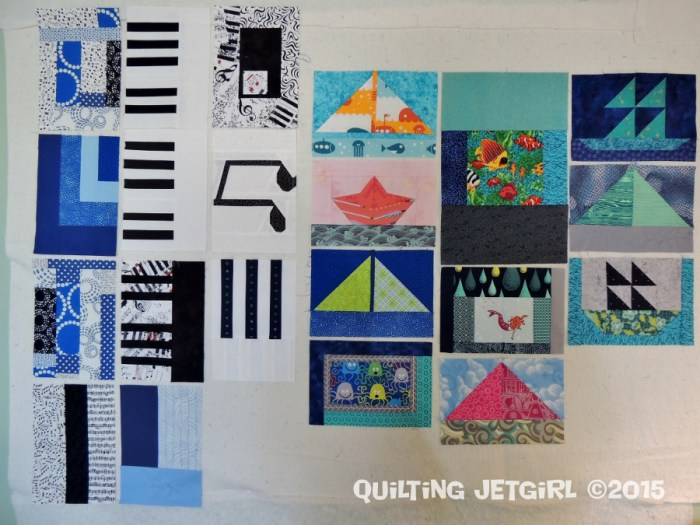 Quilty Thankful Thursday - Blocks