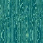 Joel Dewberry, True Colors, Wood Grain in Teal